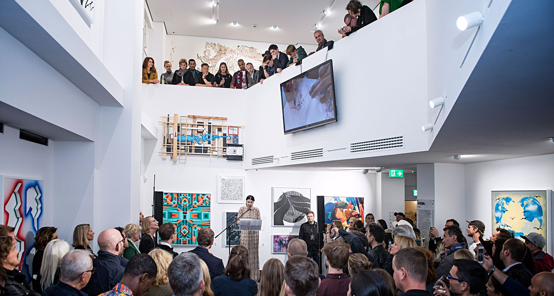 Urban Nation Museum Opening