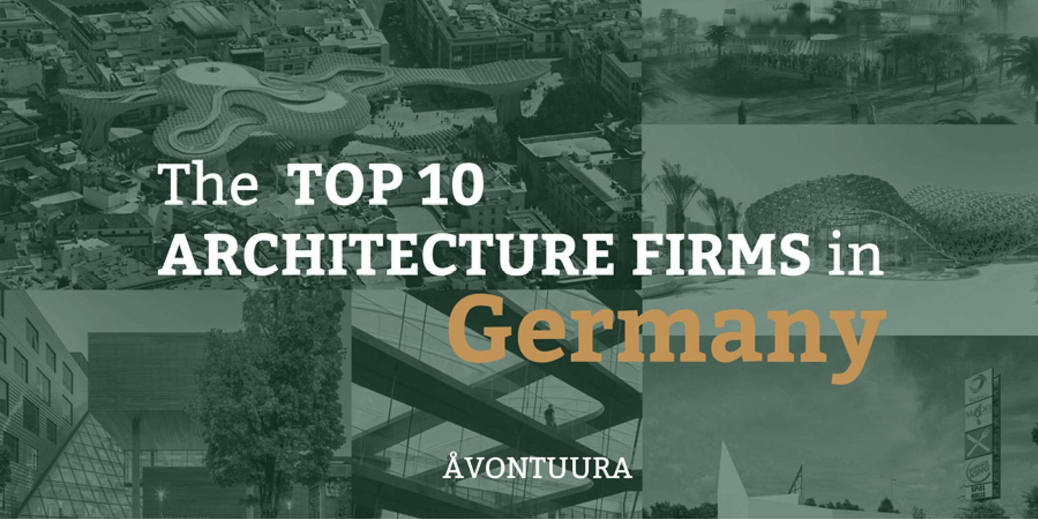 GRAFT Avontuura Top10 Architecture Firms in Germany