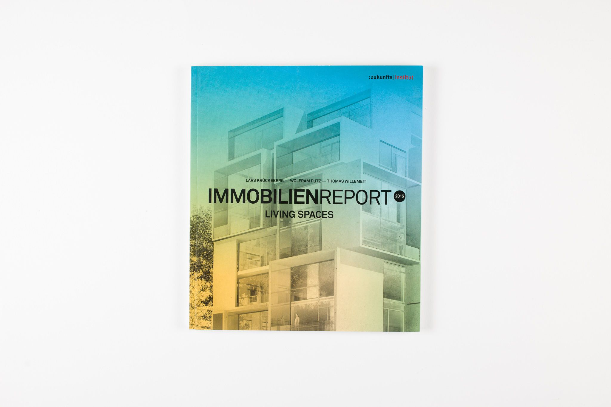IMMOBILIEN REPORT 2015 – LIVING SPACES