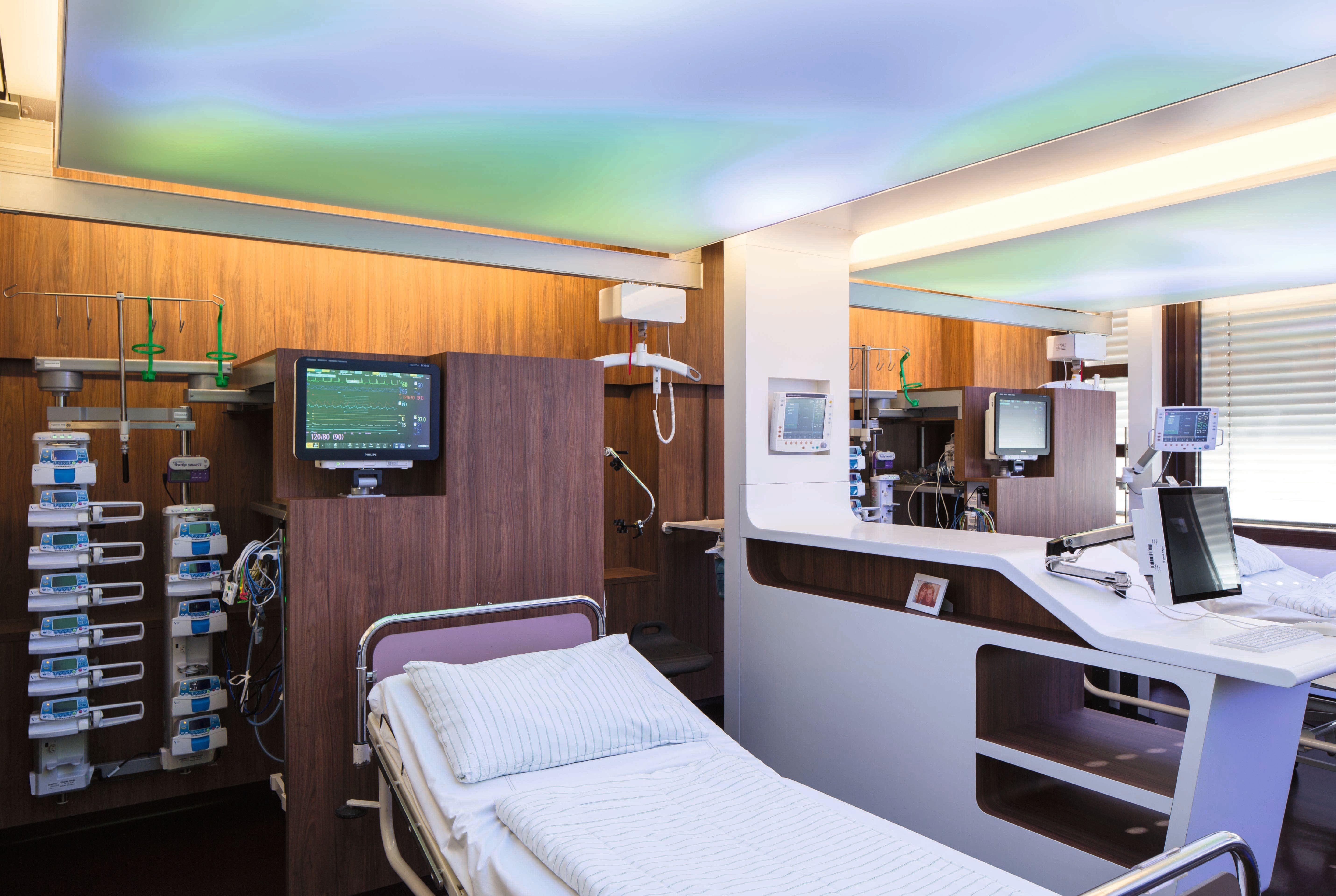 ICU Rooms Charité