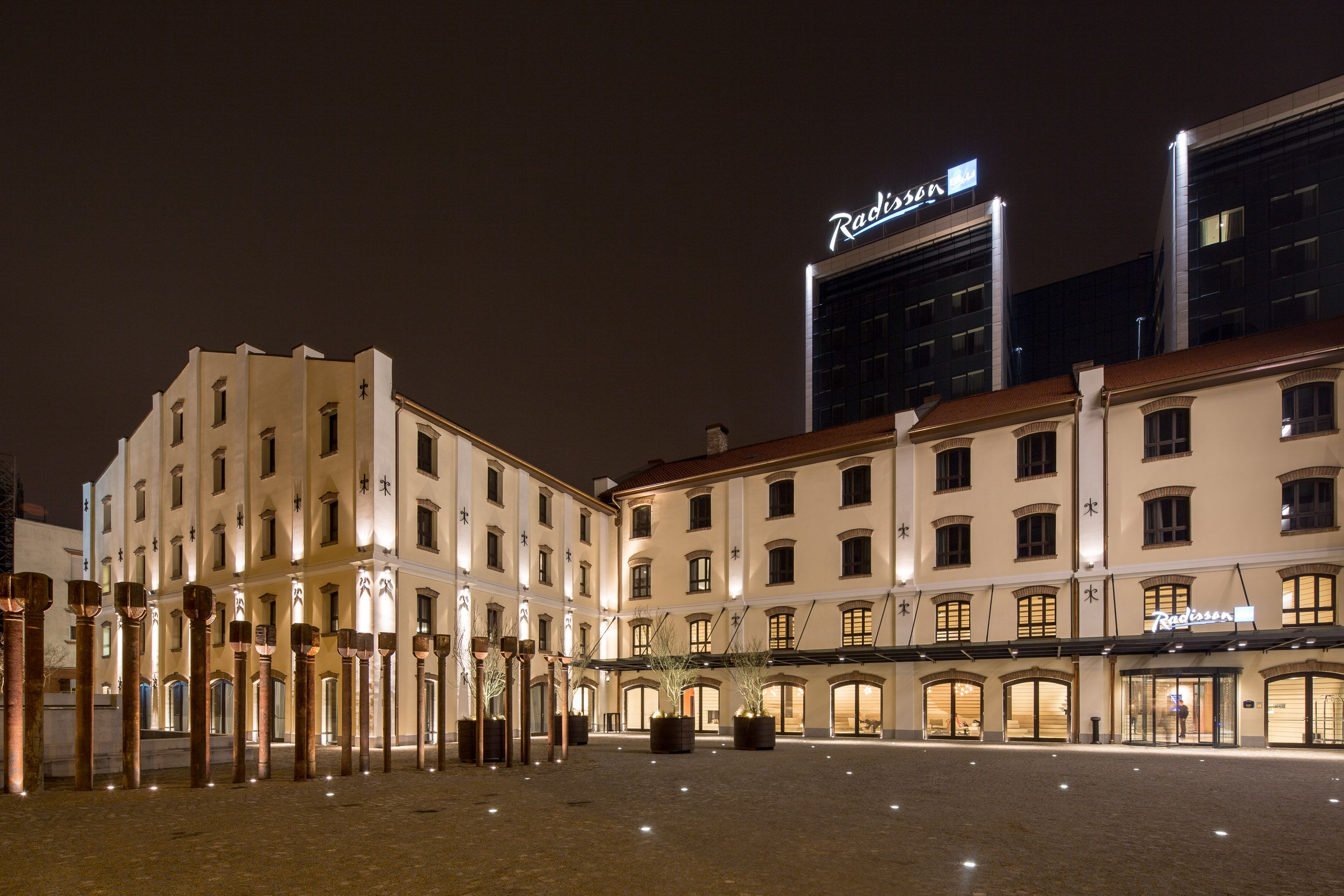 old mill hotel radisson blue serbia belgrade exterior