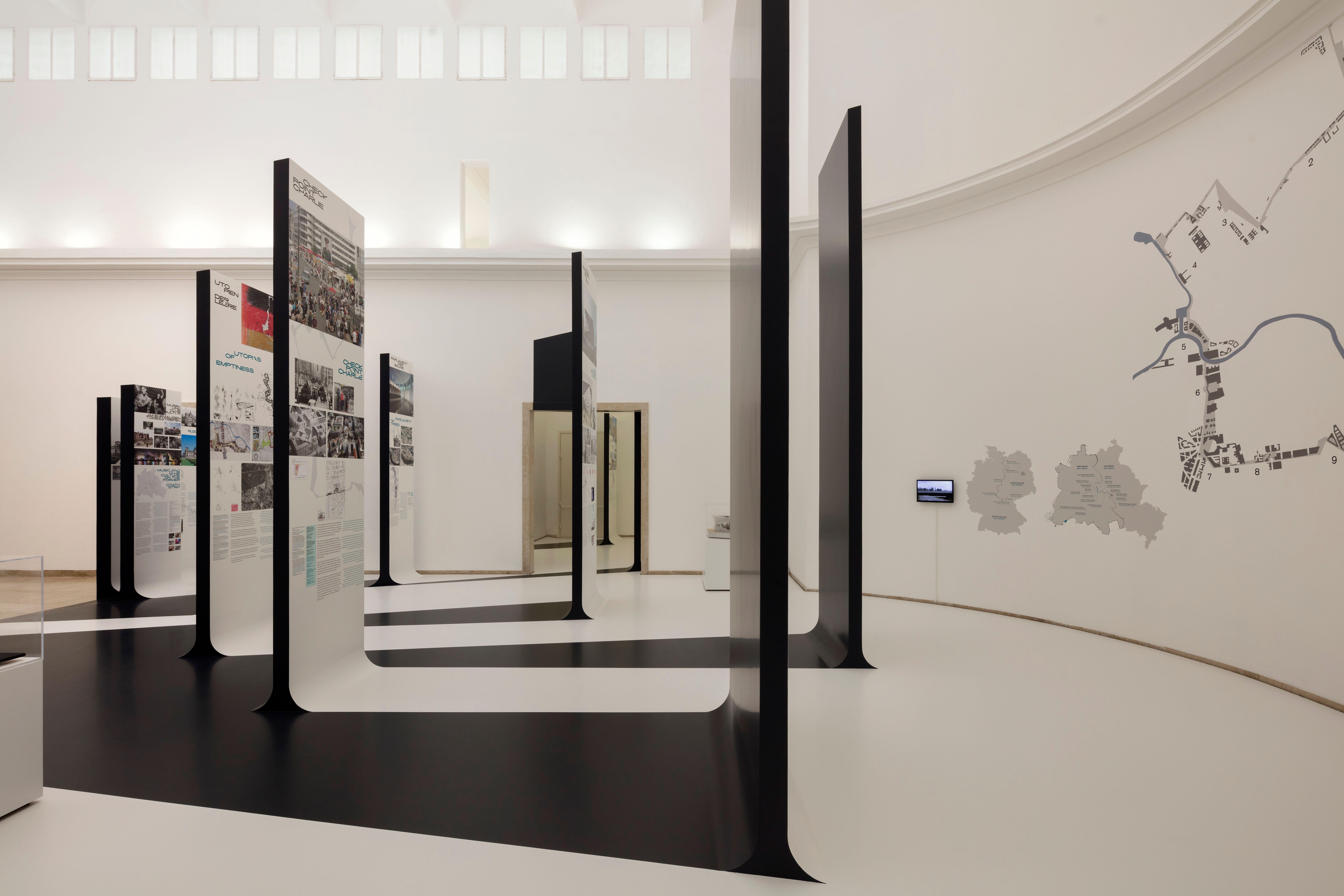 UNBUILDING WALLS – GERMAN PAVILLON 2018