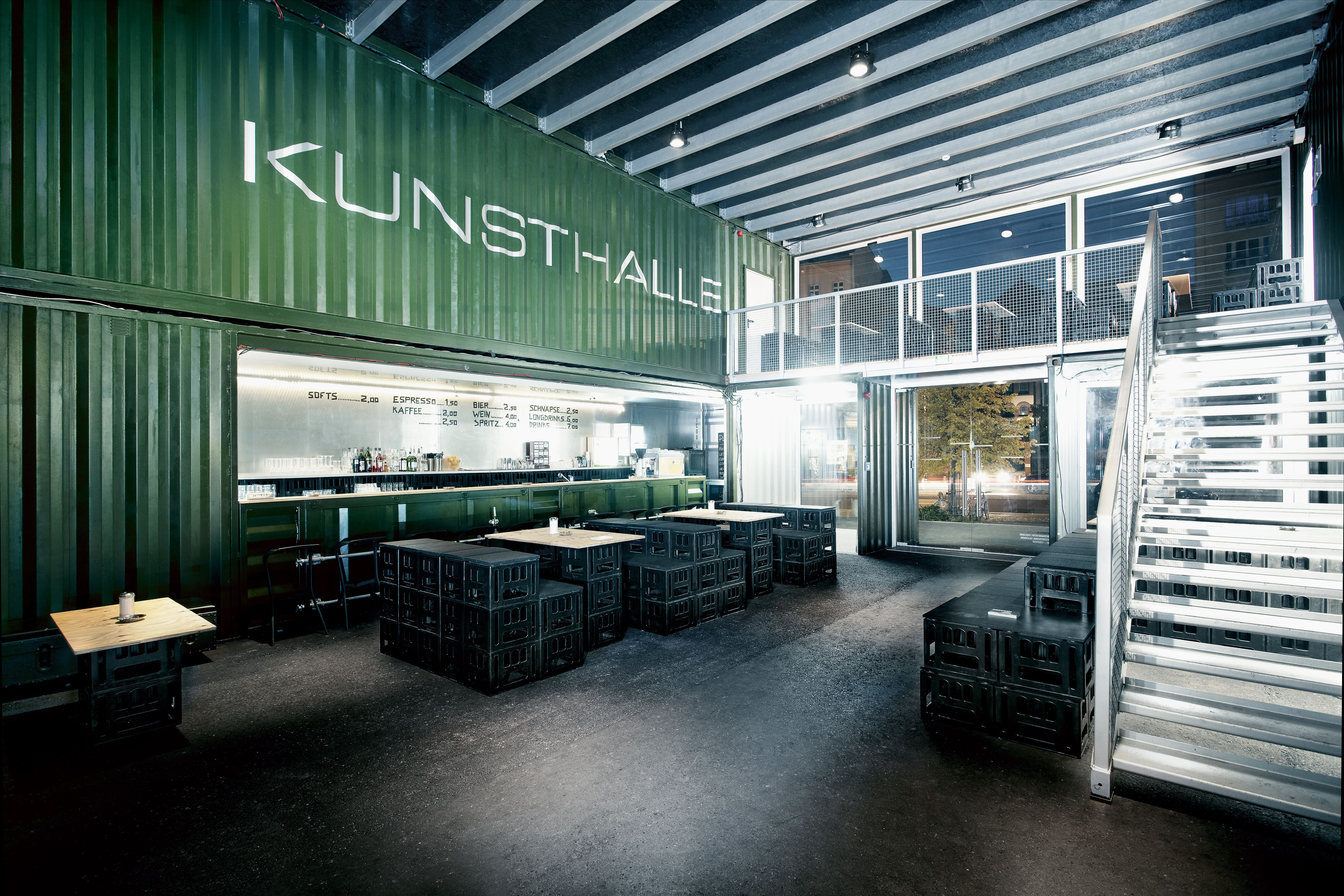 Platoon Kunsthalle Berlin Interior