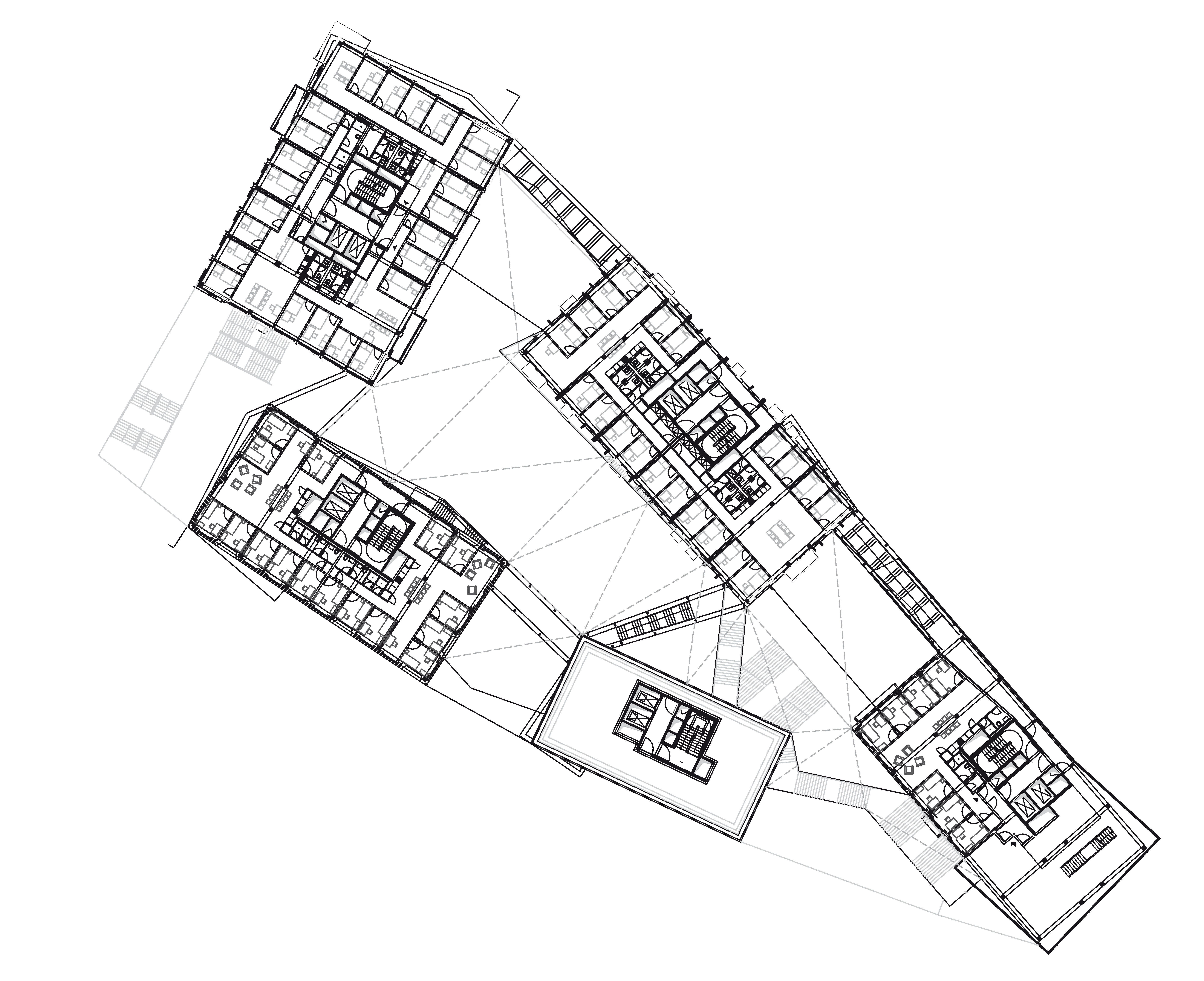 Eckwerk Floor Plan