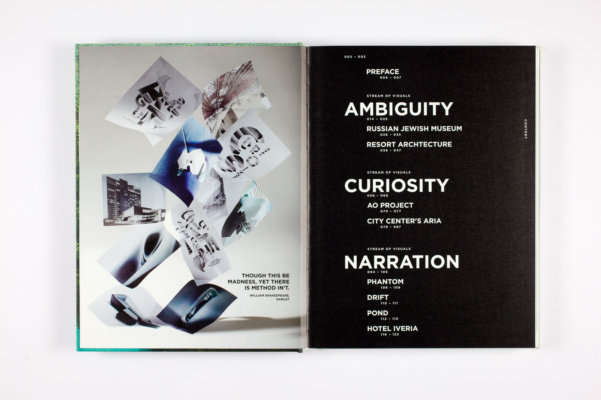 Insightful chapter introductions and project descriptions provide detailed documentation of the inspiration, context, and processes involved in creating some of the most visionary and relevant architecture and design of our time. Distinct Ambiguity features a foreword by director of Haus am Waldsee Dr. Katja Blomberg.
