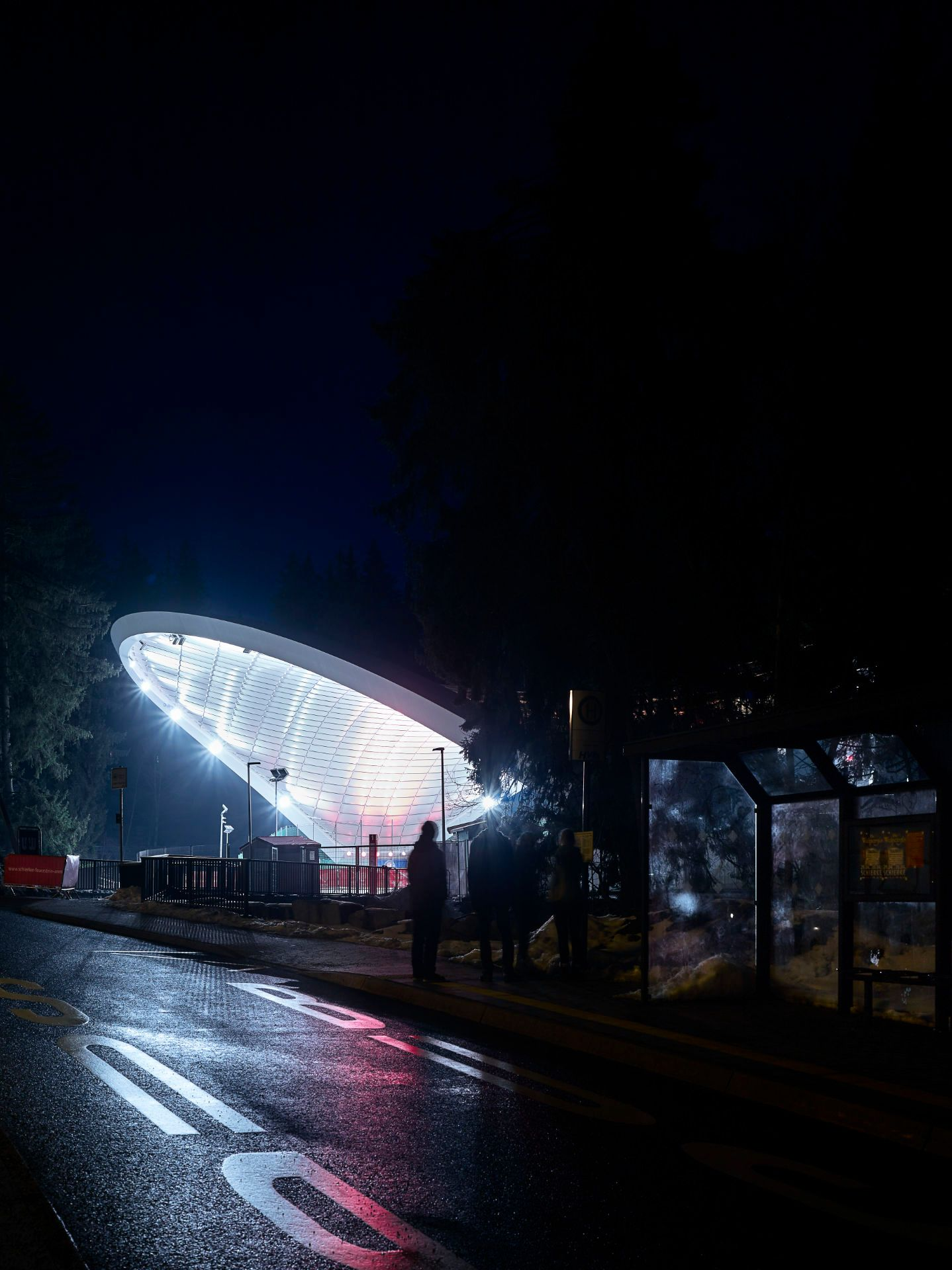Ice Stadium Schierker Feuerstein Arena
