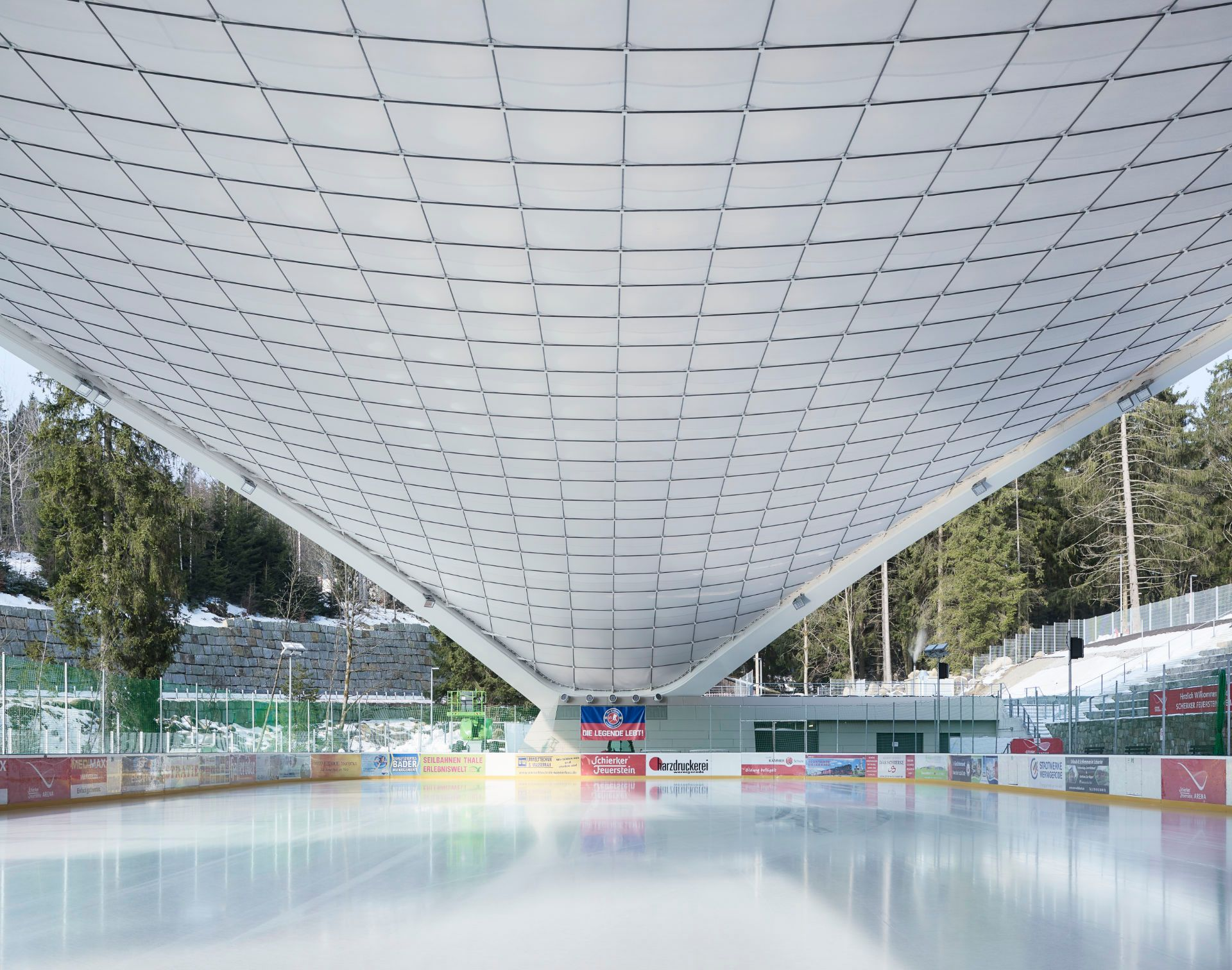 Ice Stadium Schierke