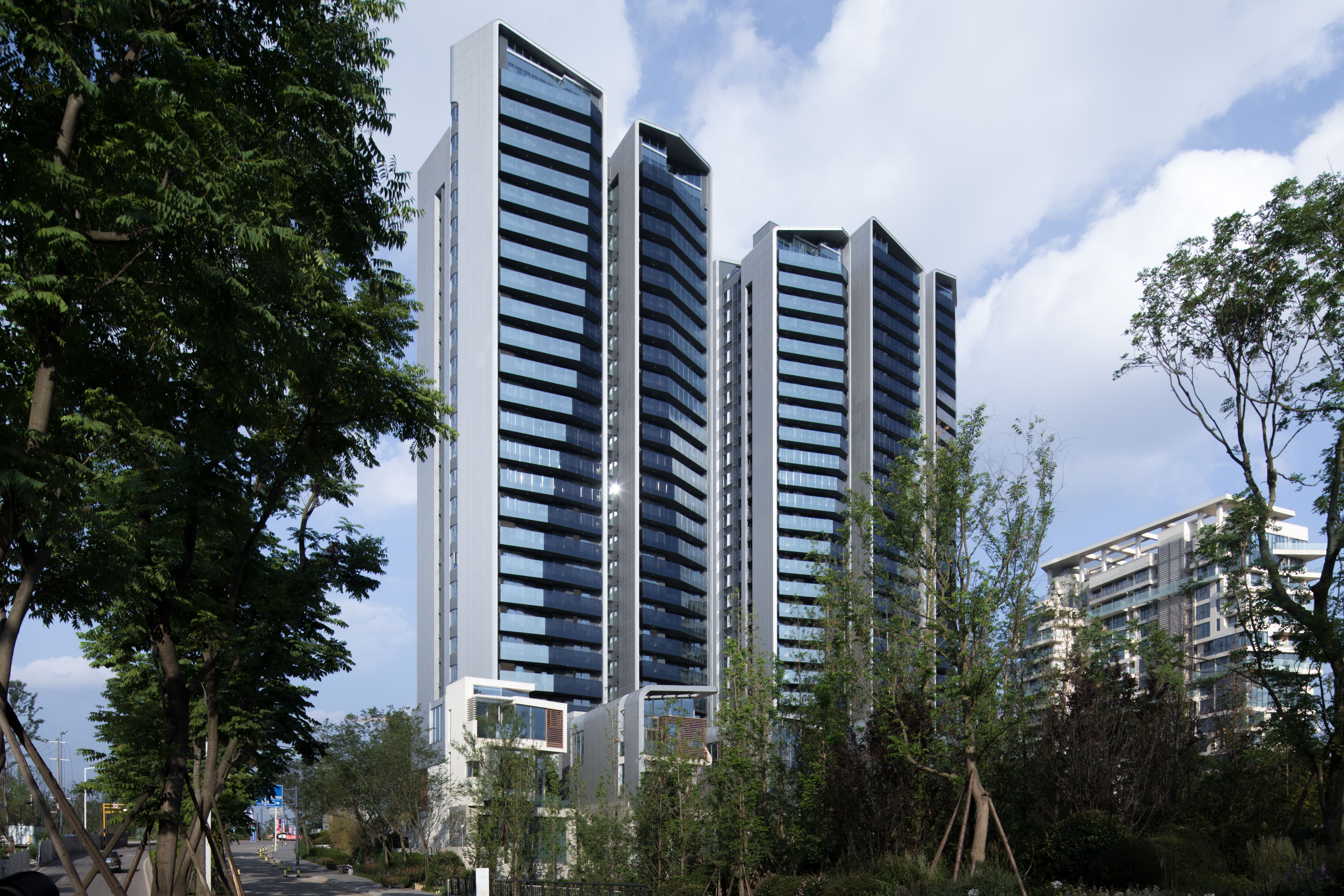 luxe lake towers china graft