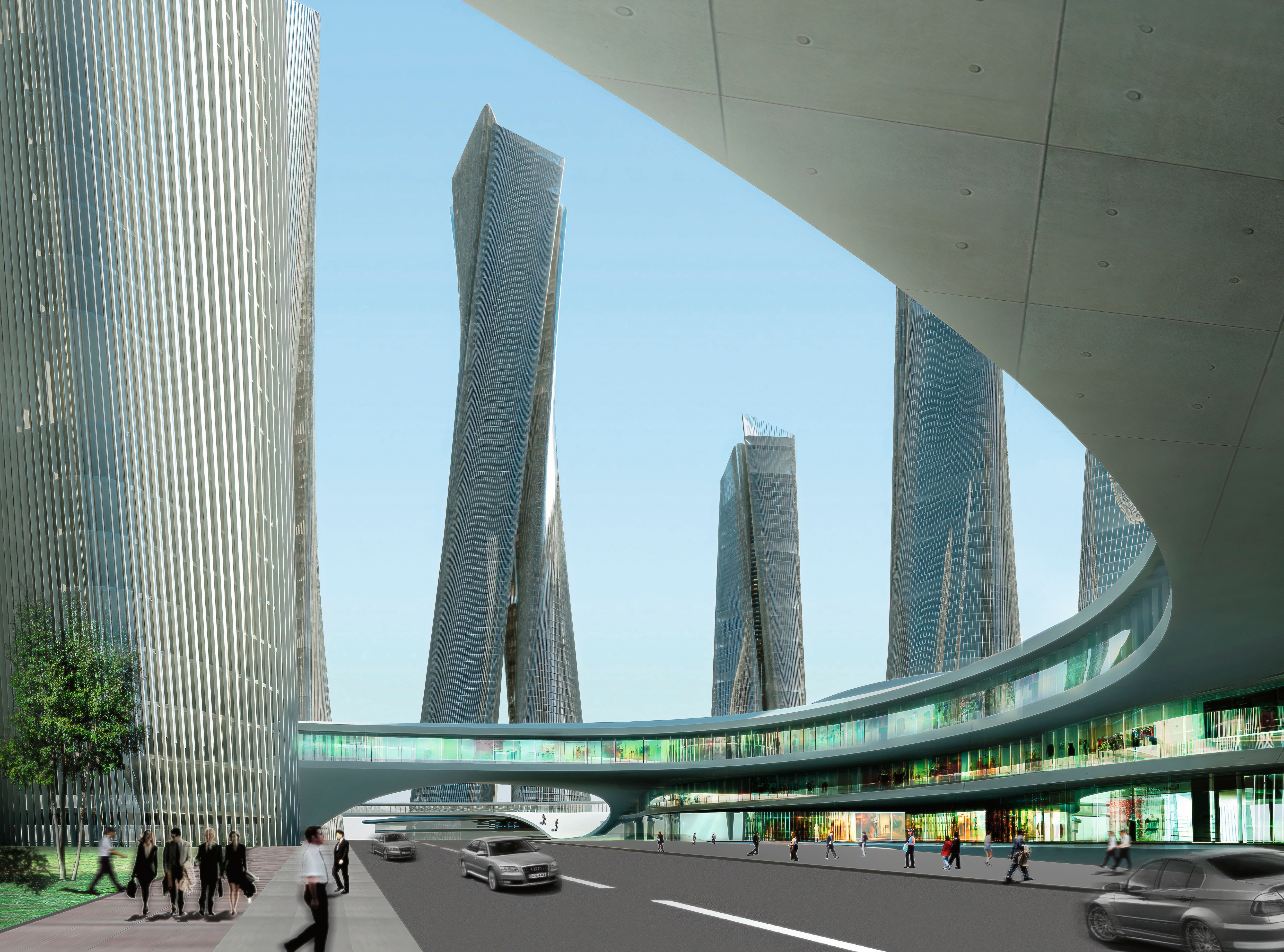 Soho CBD Beijing
