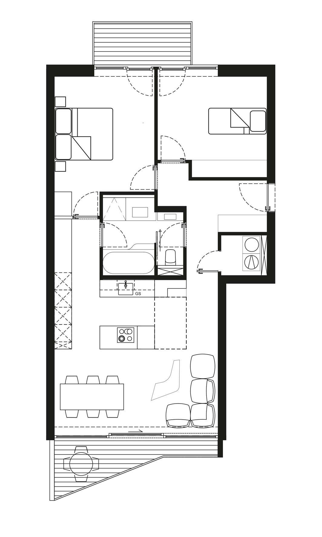Templiner Park Floor Plan