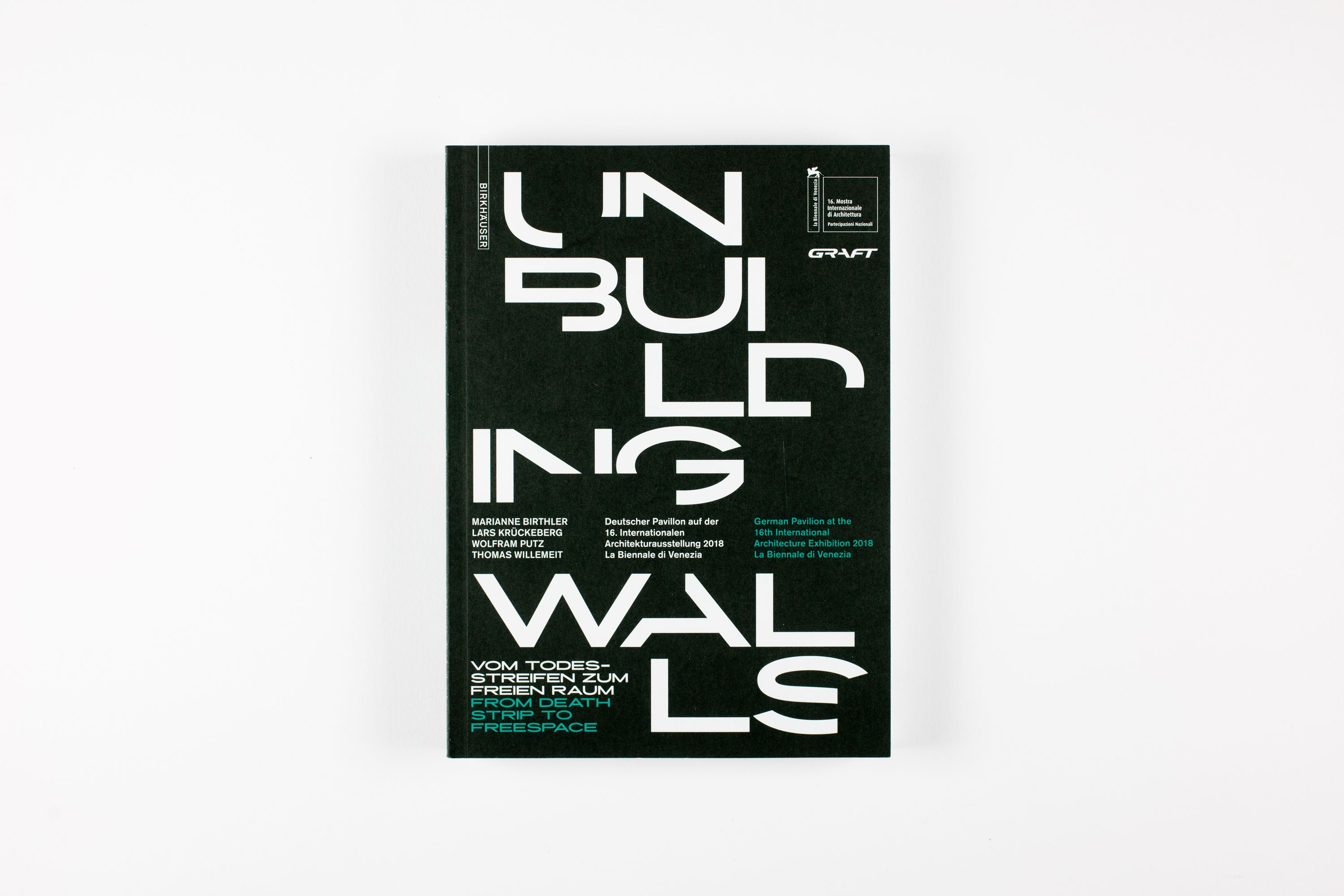 GRAFT Unbuilding Walls Catalogue 01