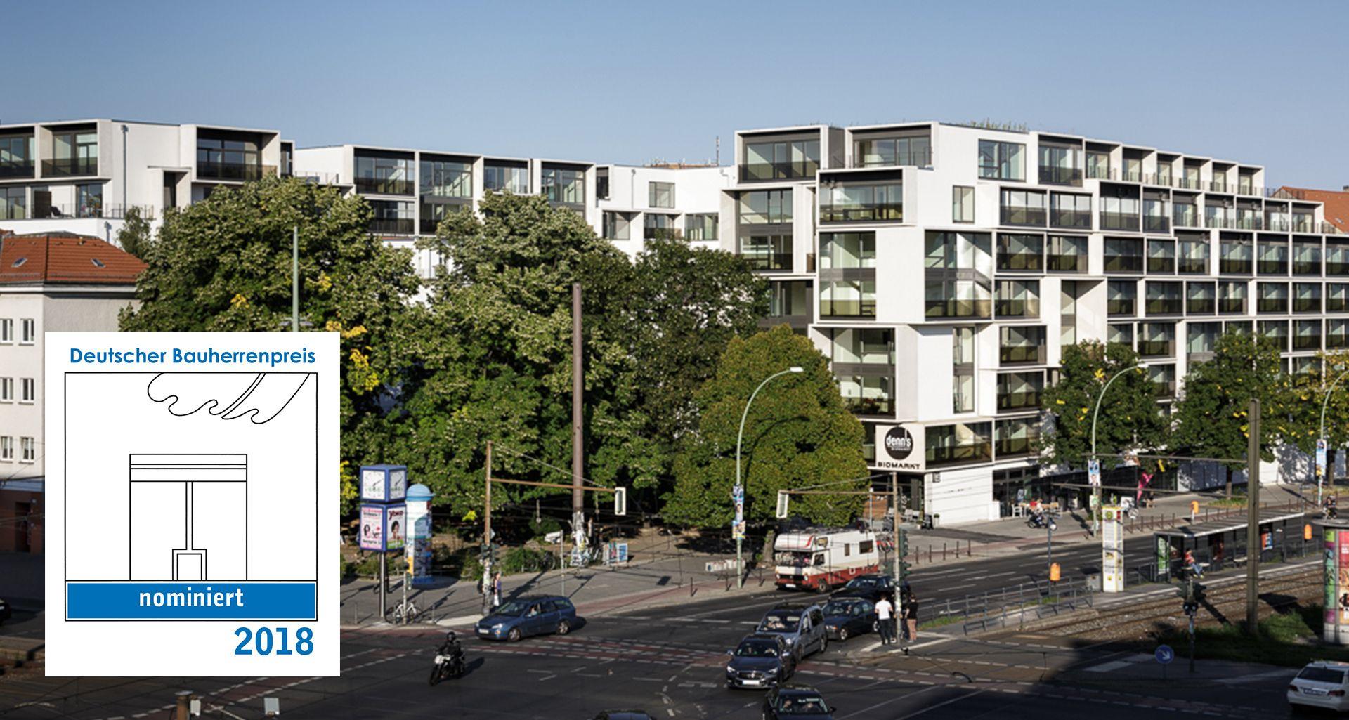 Paragon Deutscher Bauherrenpreis