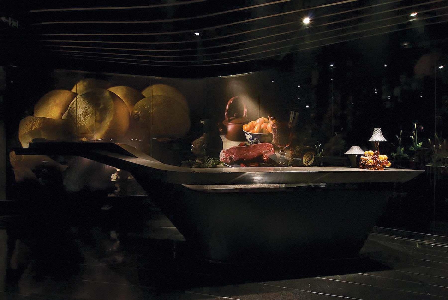 Gingko Bacchus Restaurant