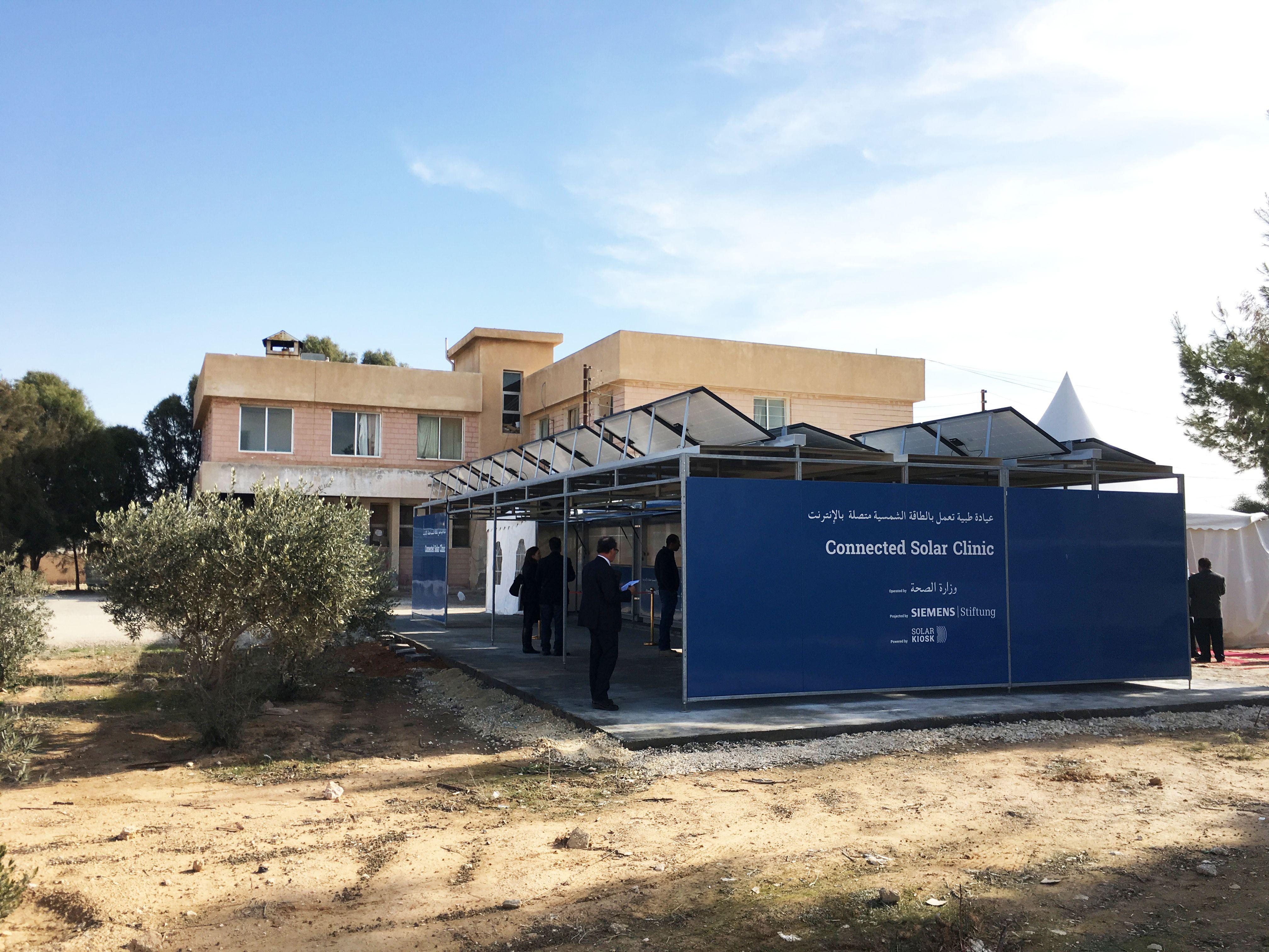 GRAFT Solar Clinic