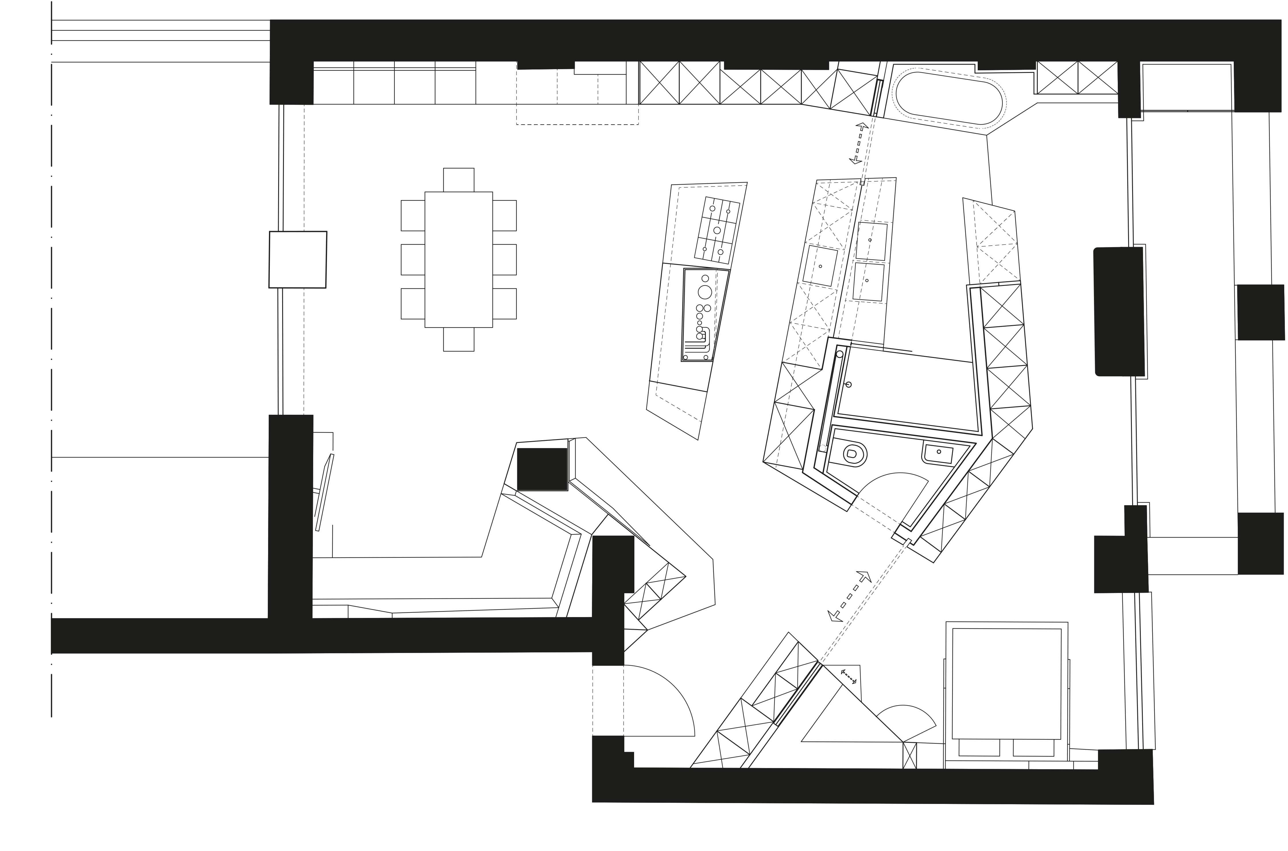 Loft Hamburg Drawing