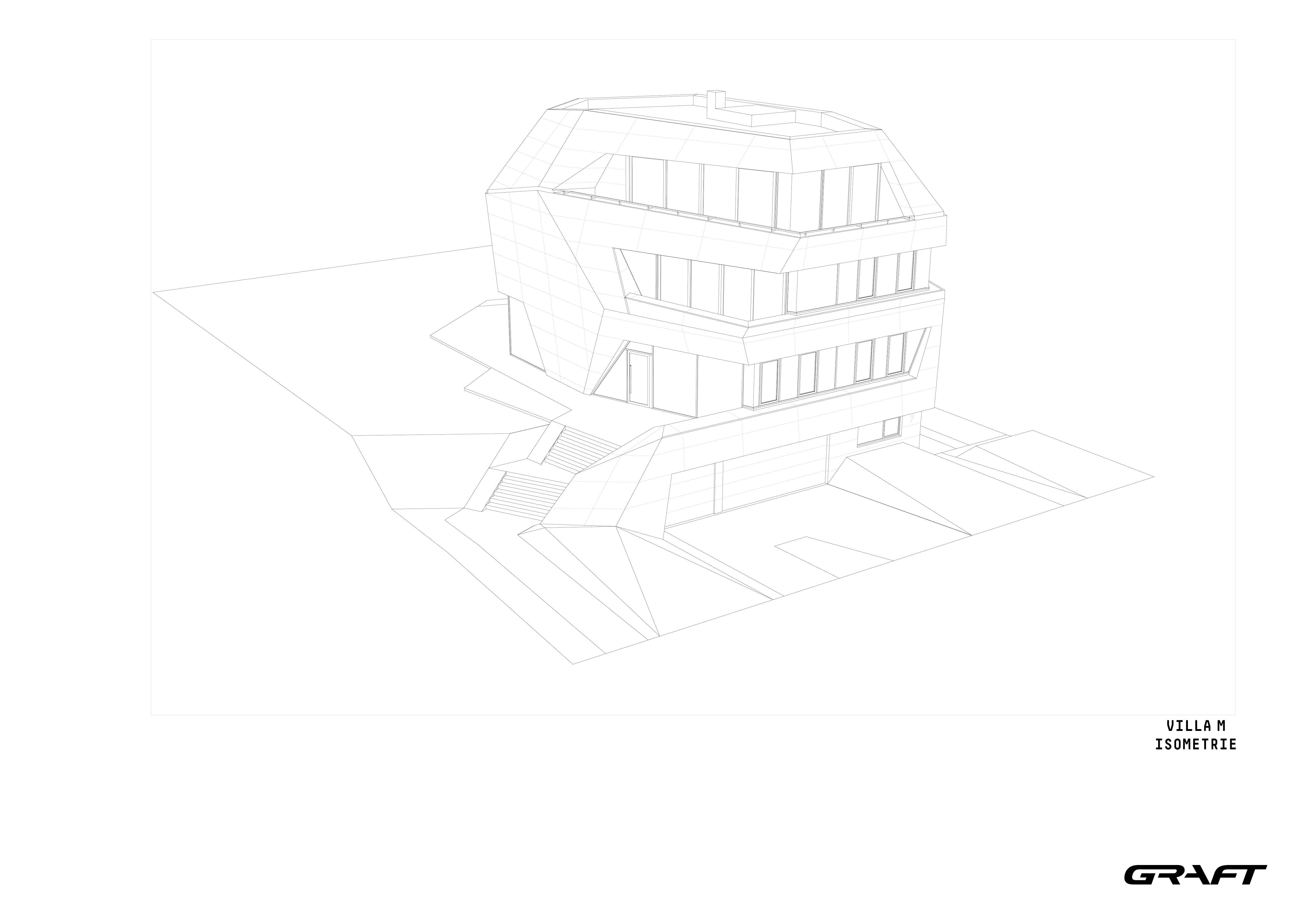 Isometry Villa M