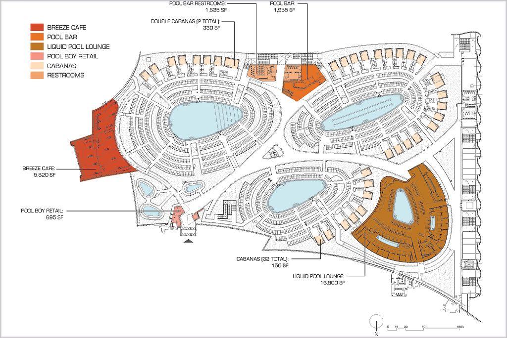 city centre site plan