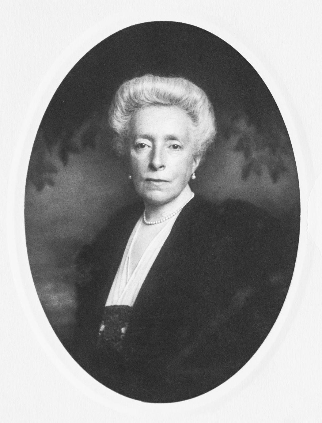 Johanna Arnhold (1859 –1929) © Archiv Arnhold-Nachfahren