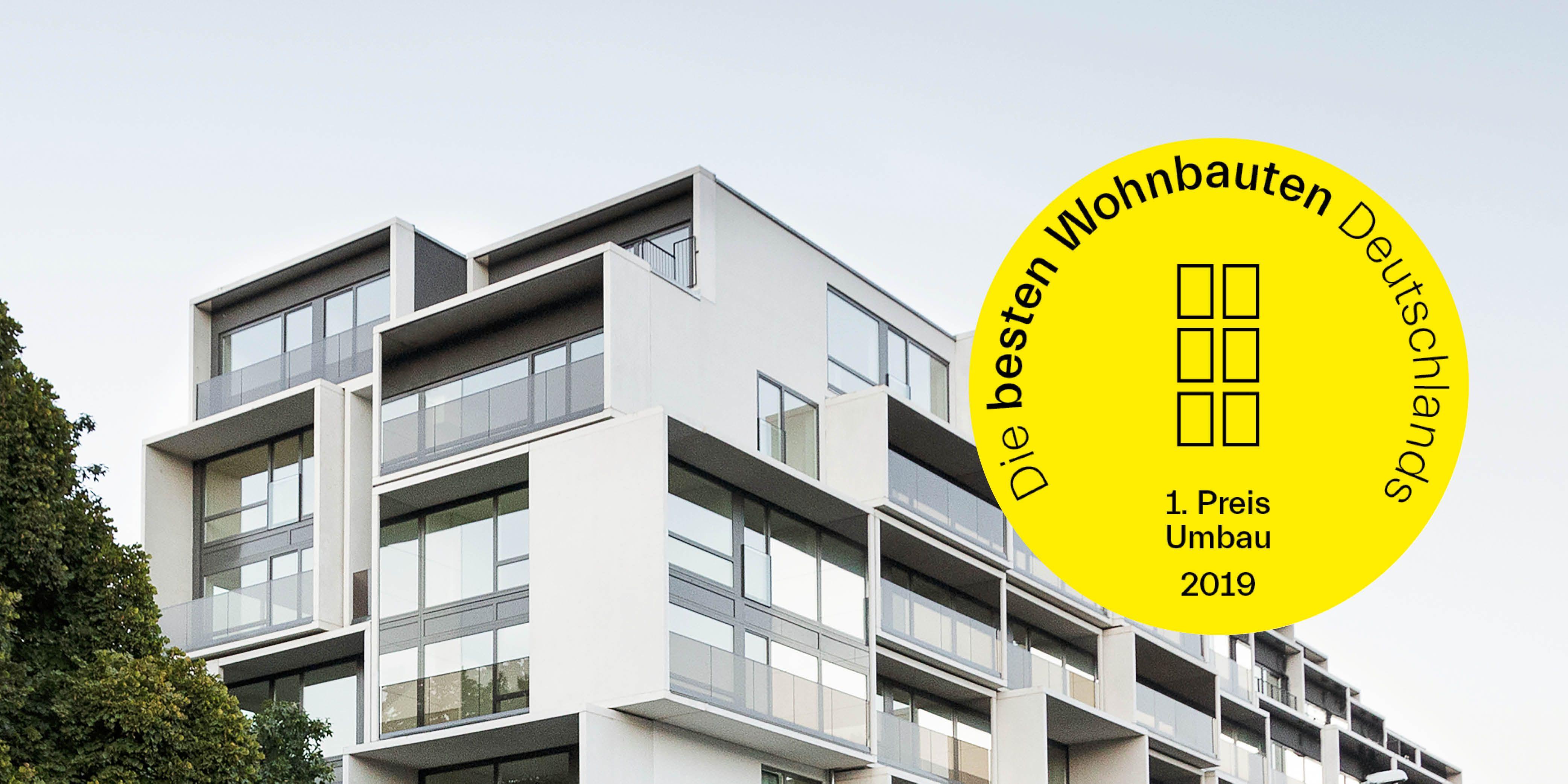 Paragon German Residential Award