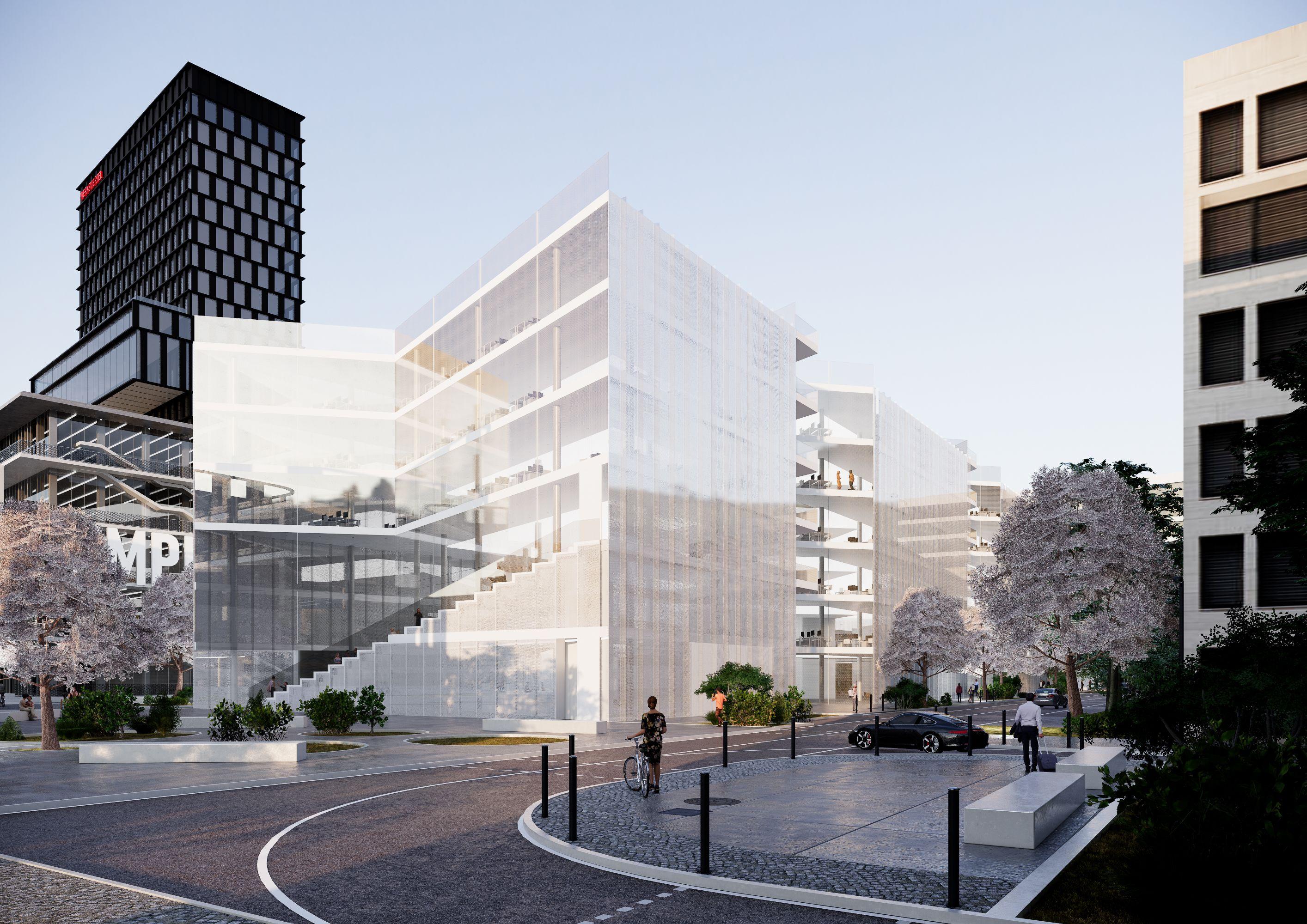 MK7 Office Building Munich