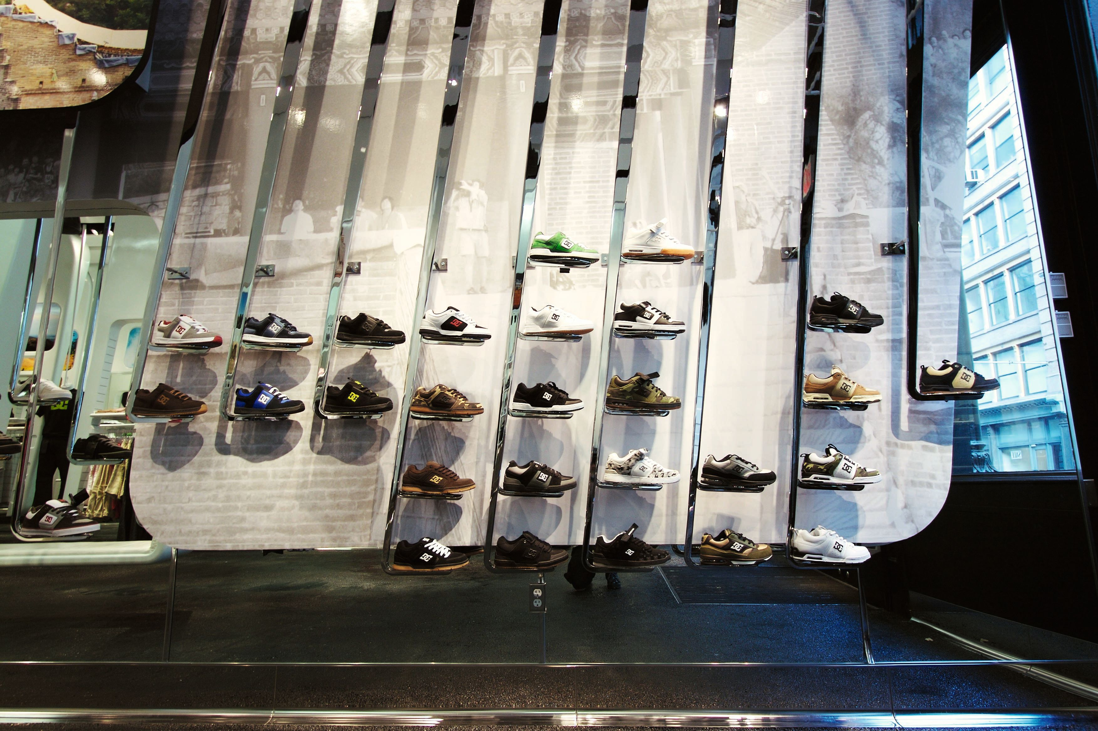 DC Shoes Store soho New York