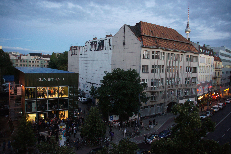 Platoon Berlin Schönhauser Strasse