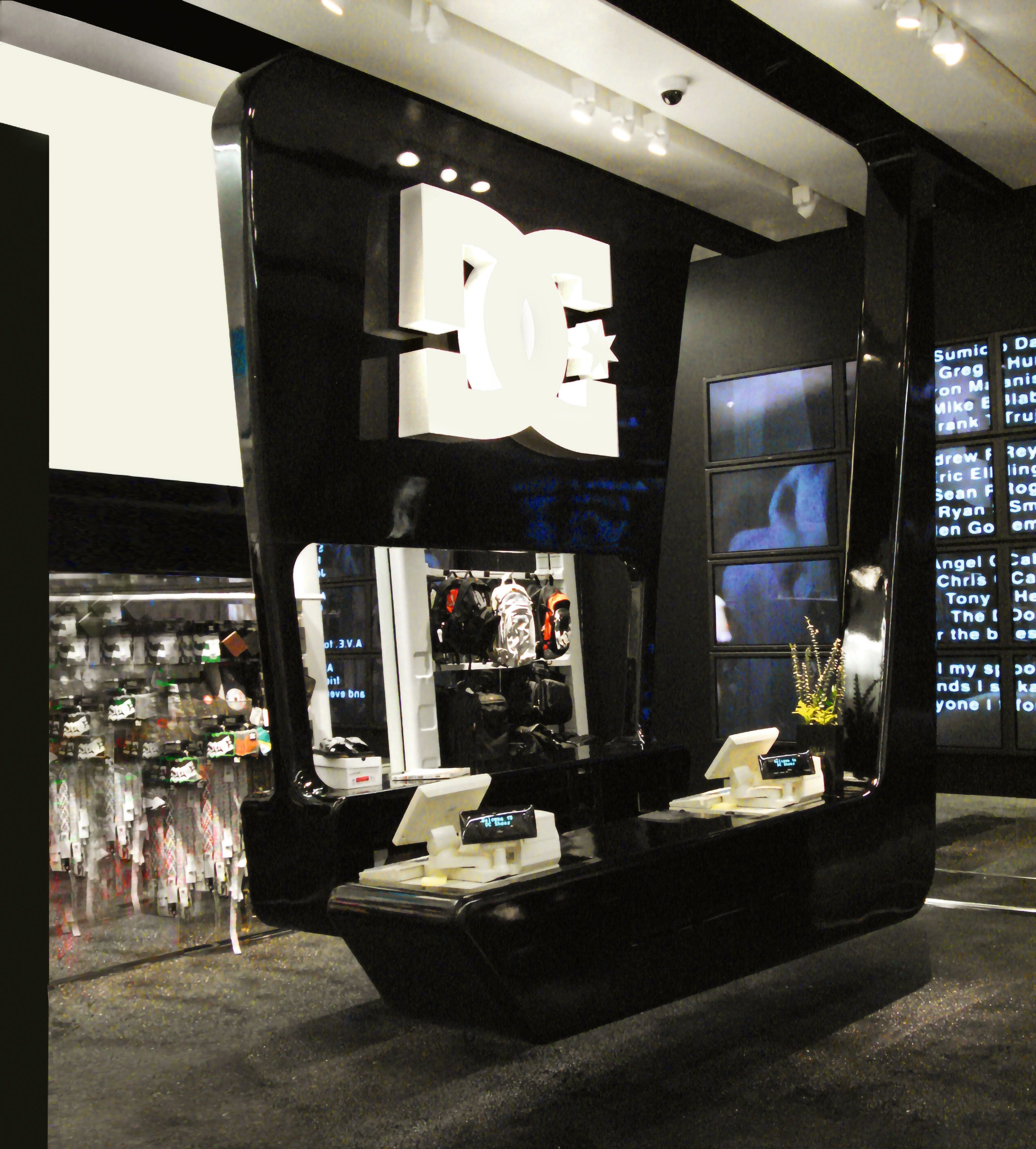 DC Shoes Store New York