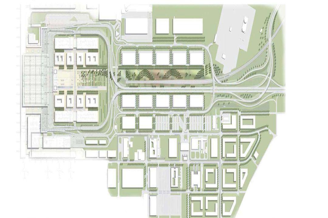 Airport Expo Gardens