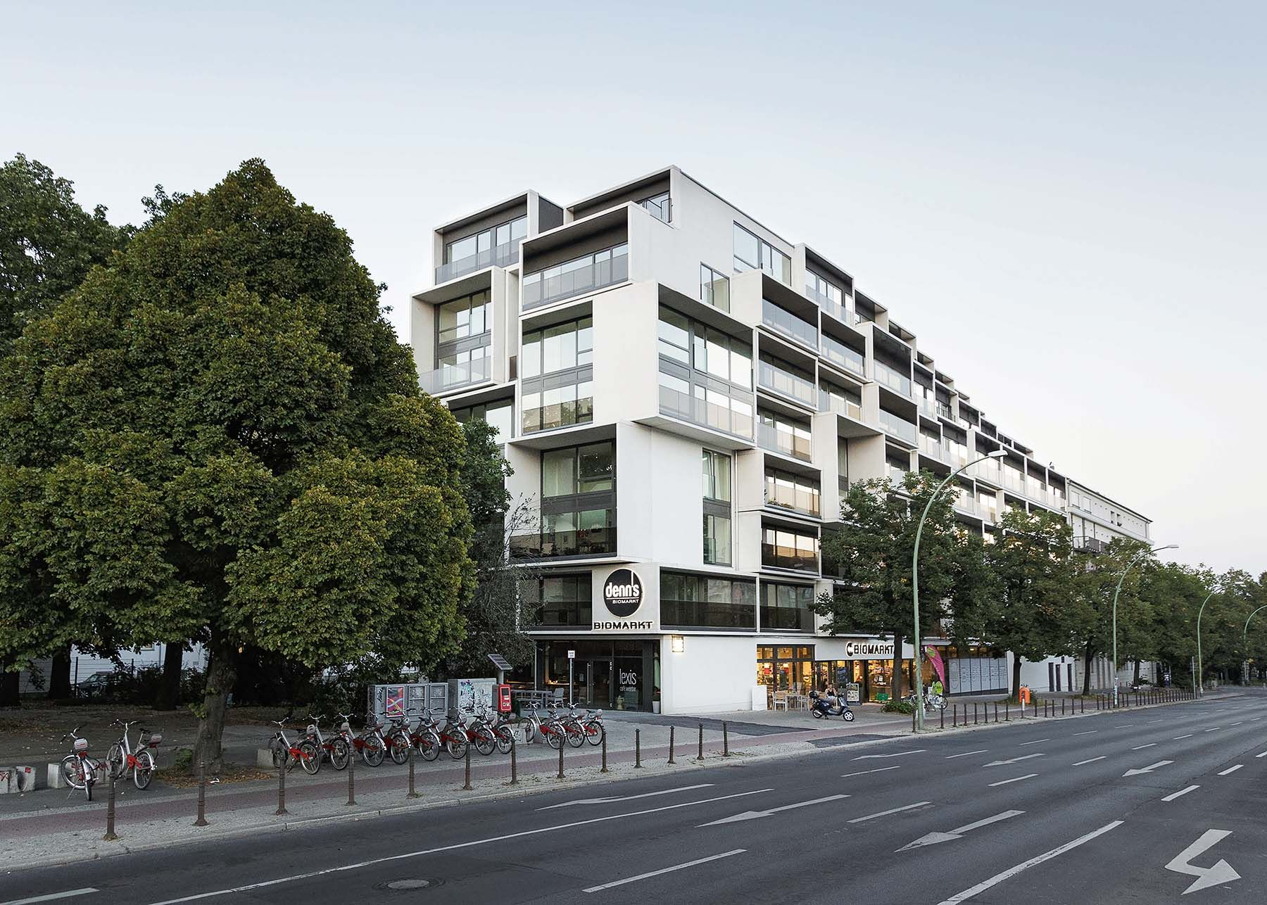 Paragon Apartments