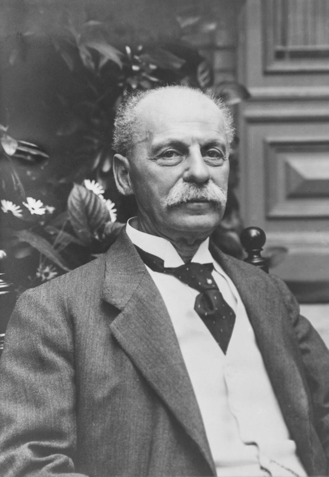 Eduard Arnhold (1849–1925) © Archiv Arnhold-Nachfahren