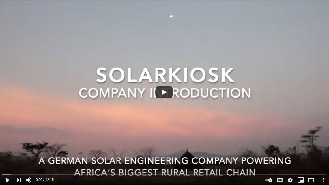 SOLARKIOSK company
