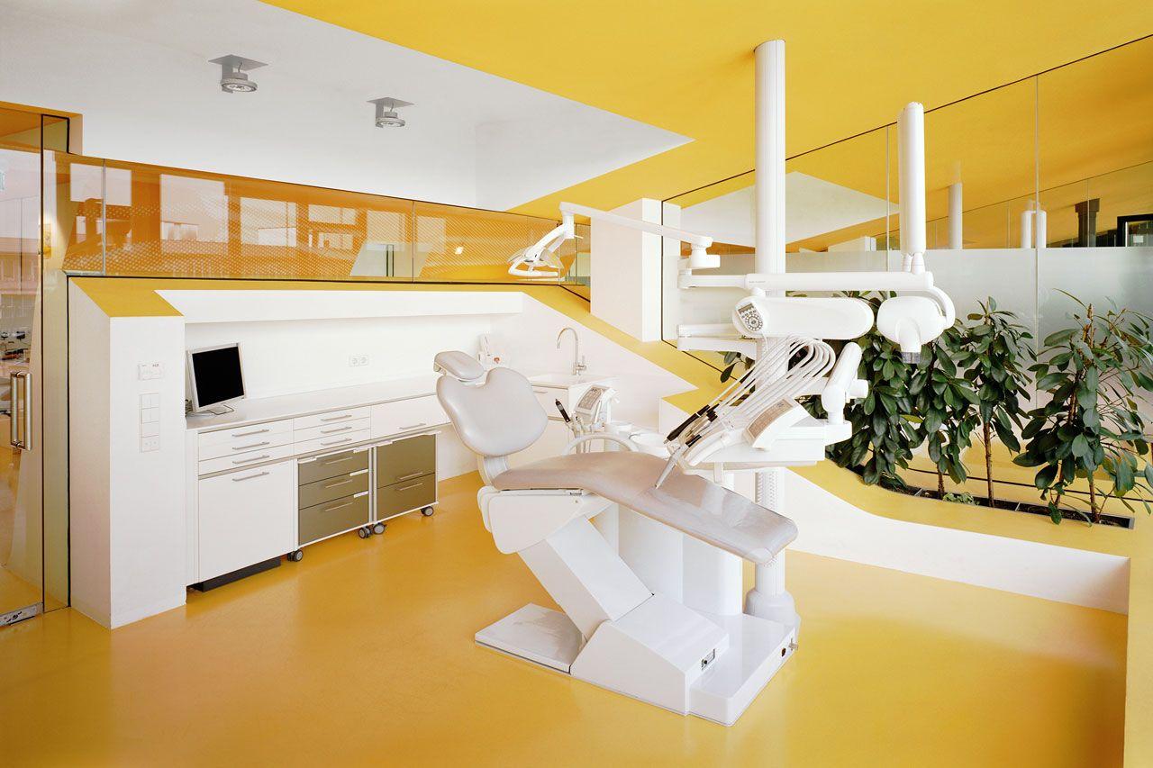 Zahnarztpraxis KU 64 ©hiepler brunier architekturfotografie