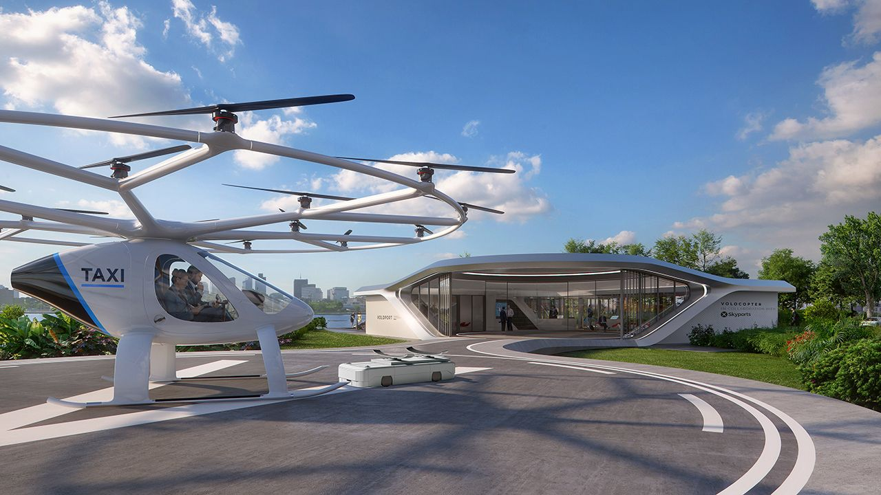GRAFT Volocopter