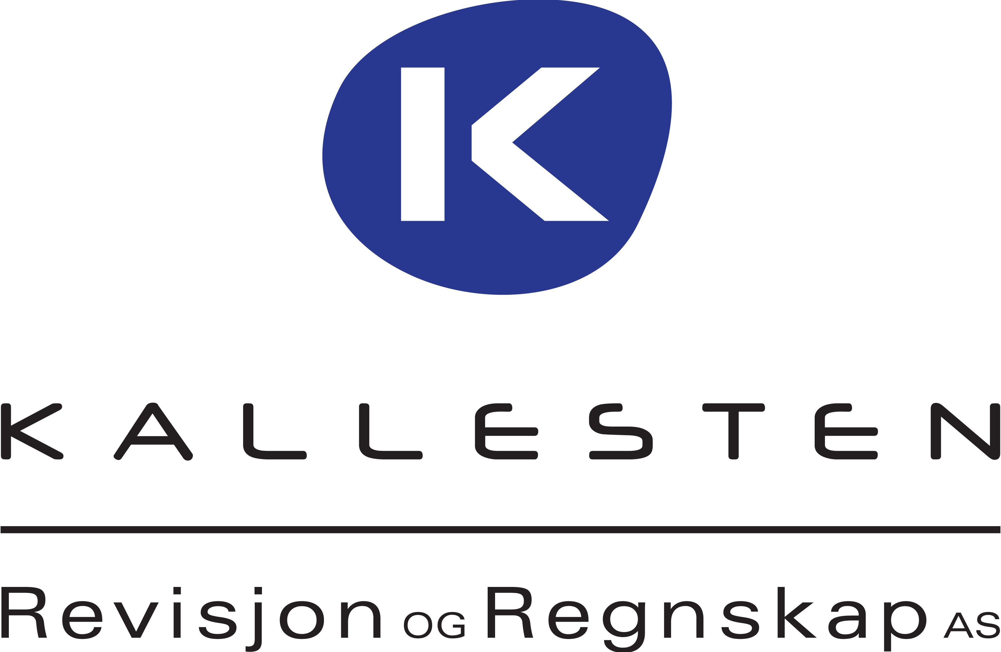 Kallesten Revisjon og Regnskap AS logo