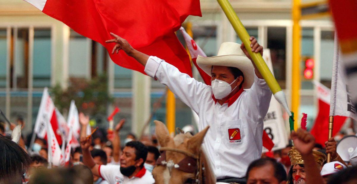 Venstrehåpet i Peru
