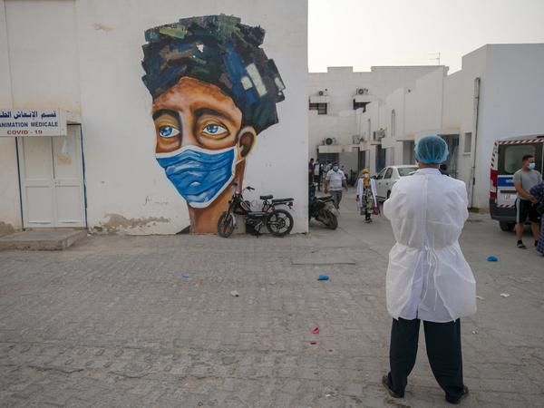 OMVEIEN TIL LIBYA