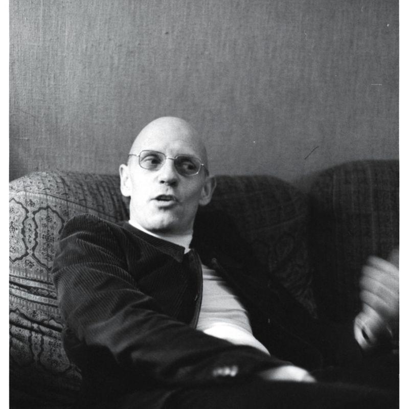 OMSTRIDT: Den franske historikeren og teoretikeren Michel Foucault er mye lest blant akademikere verden over. Den fransk-amerikanske filosofen Gabriel Rockhill mener bildet av Foucault som en radikal tenker er feilaktig. FOTO: SOPHIE BASSOULS, SYGMA/GETTY