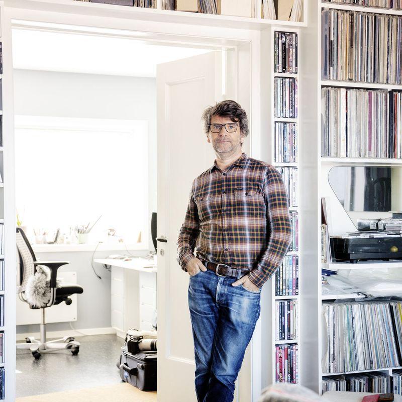 AVFEID: – For 10–15 år siden fikk jeg utbetalinger fra Stavanger kommune som lønn, men nå blir man bare avfeid, sier kunstner Geir Egil Bergjord.