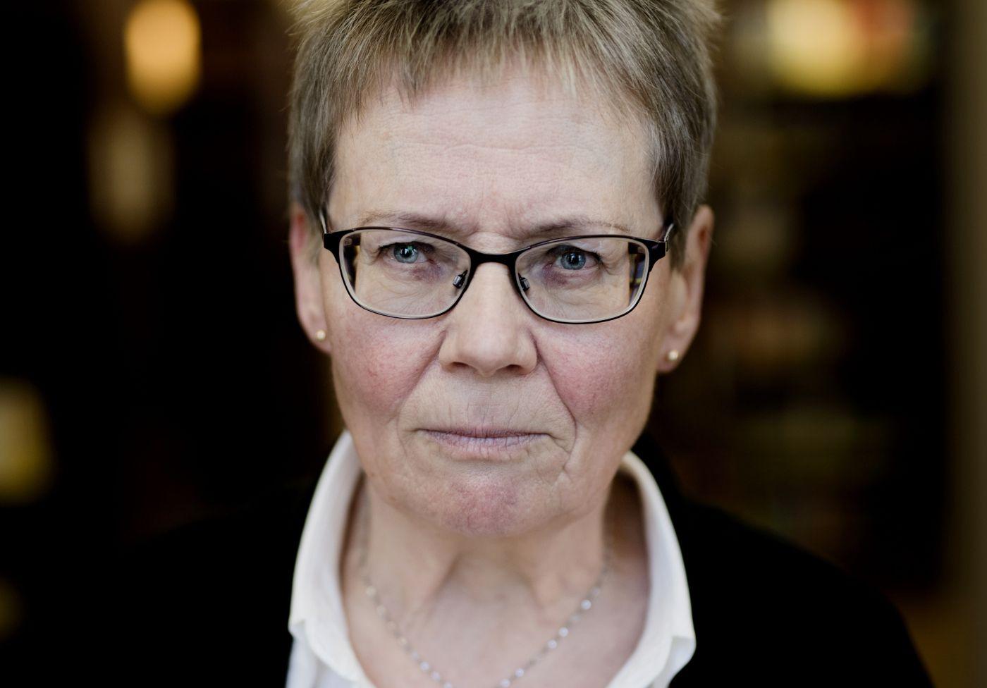 Jussprofessor Anne Robberstad, her på juridisk fakultet i Oslo
