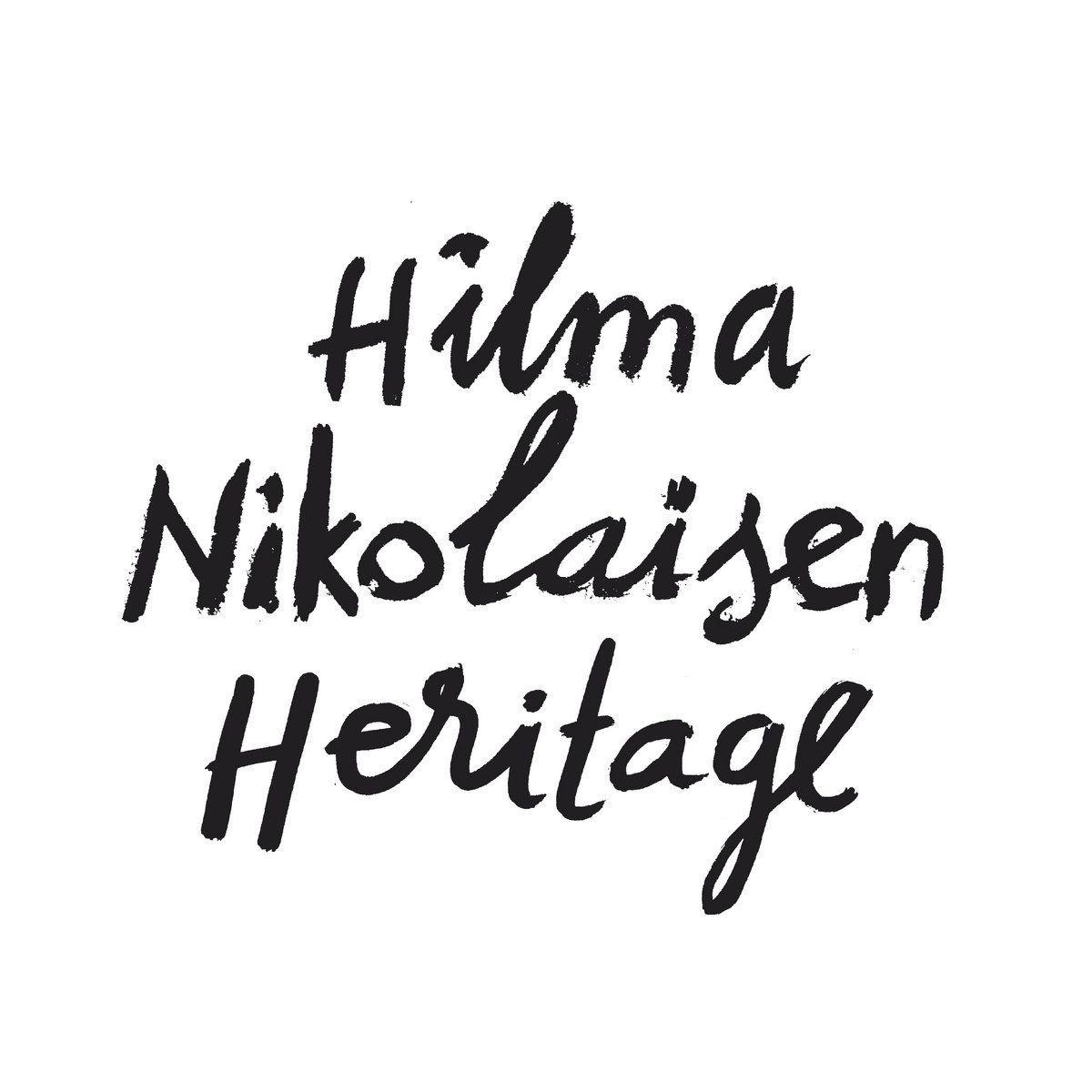 Hilma Nikolaisen