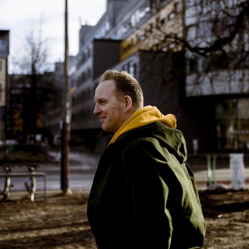 POPULÆR: Jérémie McGowan tapte rettssaken mot museet. Nå vil støttespillere hjelpe ham med saksomkostningene. FOTO: ANNIKEN C. MOHR