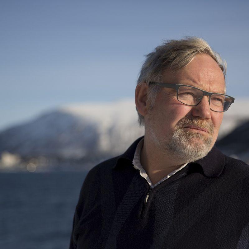 KRITISK: Steinar Eliassen, administrerende direktør i fiskeribedriften Norfra AS i Tromsø. Her da Klassekampen møtte ham i mars 2016.FOTO: TOM HENNING BRATLIE