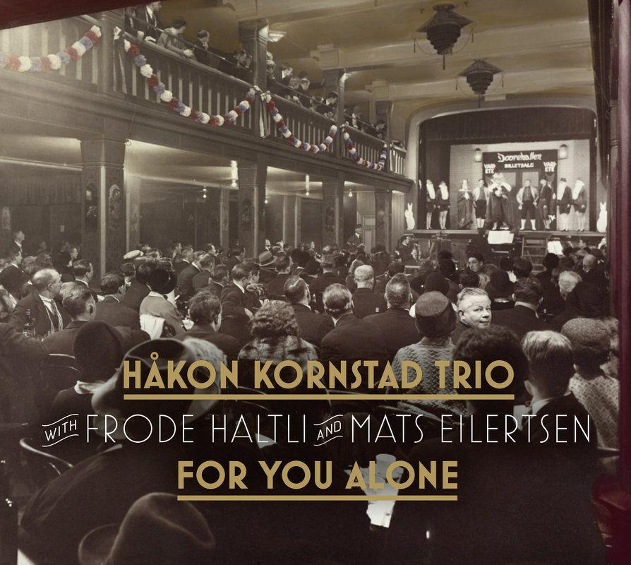Håkon Kornstad Trio