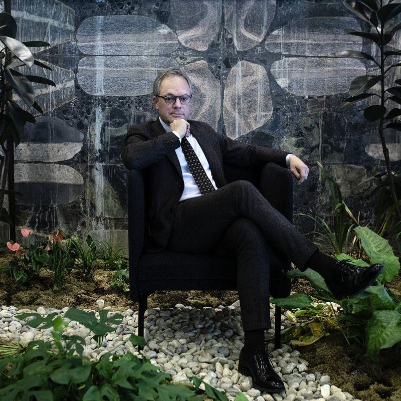 SAMARBEID: Norge bør heller jobbe for å kople helsedata fra flere land i en felles database enn å hegne om sine egne, mener Abelia-direktør Øystein Eriksen Søreide.