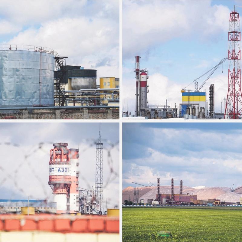 GULLGRUVE: Halvannen times kjøring sør for Minsk ligger Belaruskali, som driver verdens største kaliumkarbonatgruve. De leverer råvarer til blant andre Yara International, og er en bærebjelke i den hviterussiske økonomien.