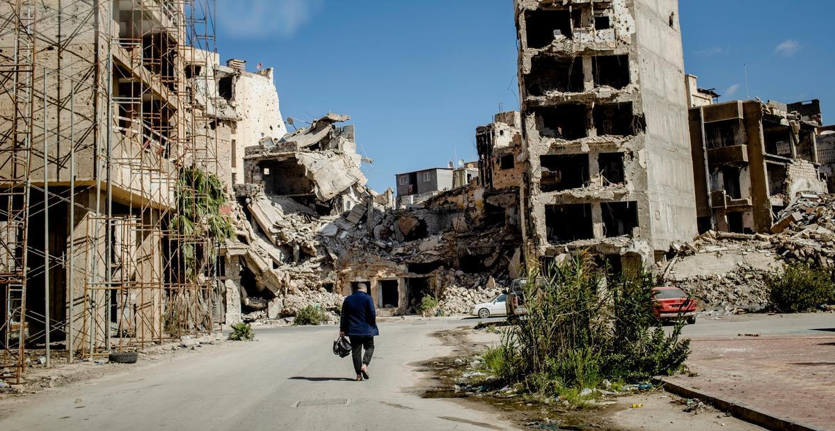 Libya: Et tapt tiår