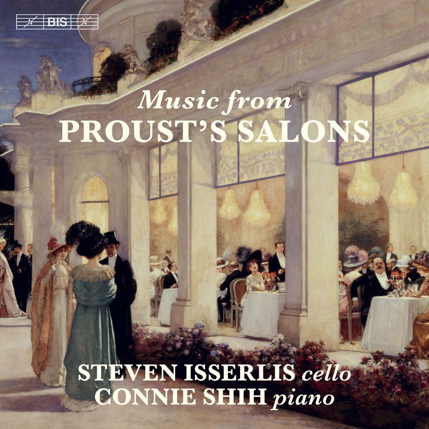 «Proust, Le Concert Retrouvé»