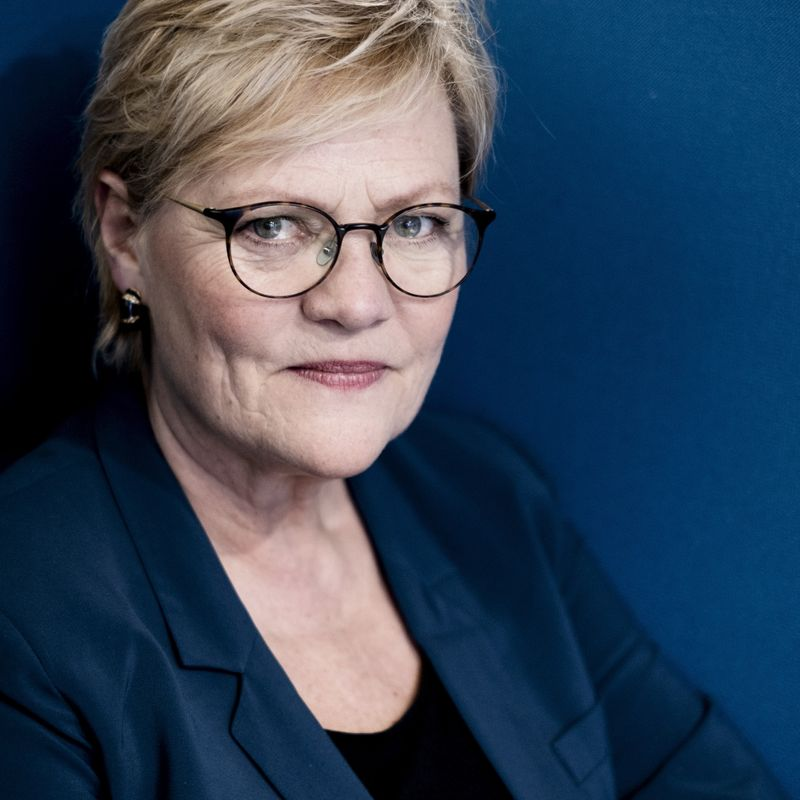 TRENGTE DE PRIVATE: Kristin Halvorsen var SV-leder og finansminister da hun presset barnehagereformen igjennom. Hun måtte ha private med for å få full barnehagedekning, sier hun. FOTO: SIV DOLMEN