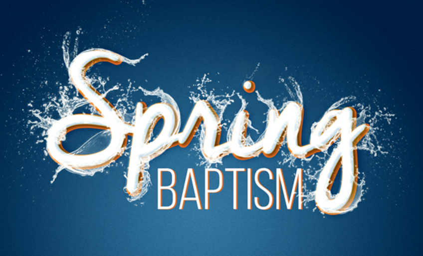 Spring 2015 Baptisms graphic