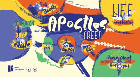 Apostles Creed graphic